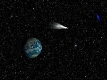 Download Halley`s Comet