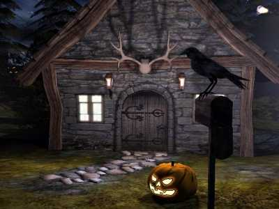 Download Halloween Night 3D Screensaver