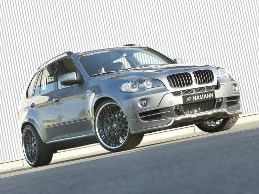 Download Hamann BMW X5 Screensaver