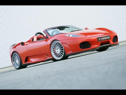 Download Hamann Ferrari F430 Screensaver