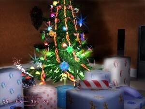 Download Happy 3D Christmas Screensaver