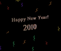download happy new year screensaver