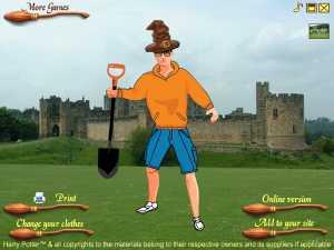 Harry Potter 7 Clothes