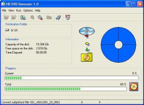 Download HD DVD Demuxer
