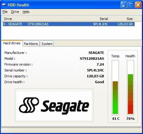 Download HDD Health