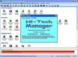 Download Hi-Tech Manager