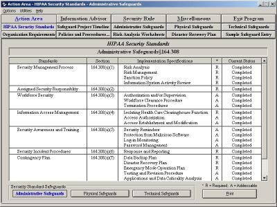 Download HIPAA Security Rule Assistant