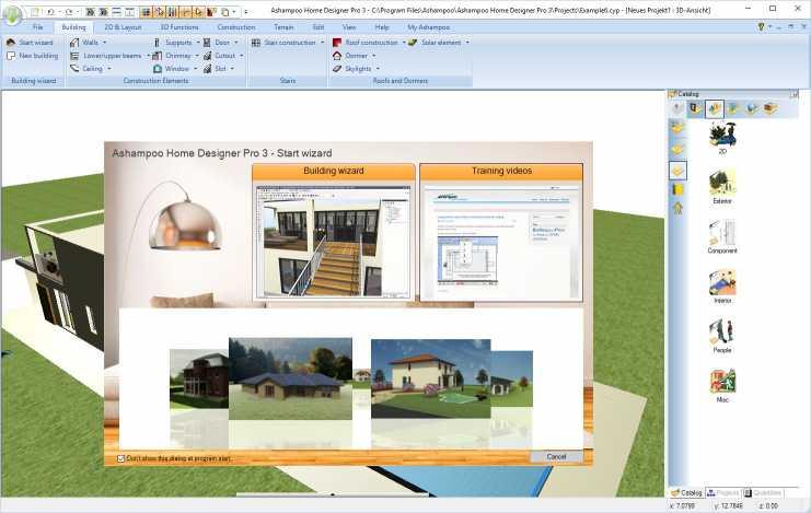 Home Designer Pro 3