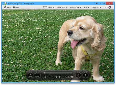 Download Honeyview Image Viewer