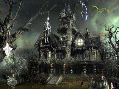Download Horror Of The Night Screensaver