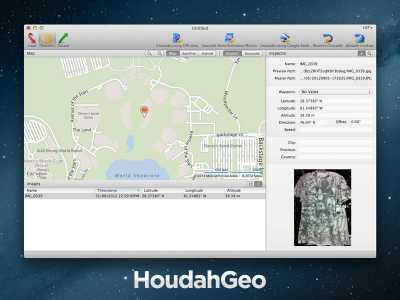 Download HoudahGeo
