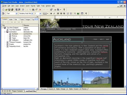 Download HyperText Studio, Help Edition