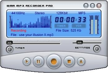 Download i-Sound WMA MP3 Recorder Professional