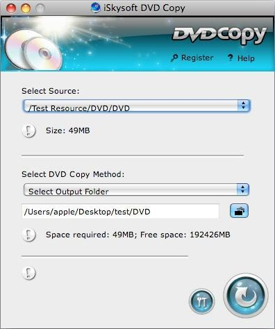 Download iBestsoft DVD Copy for Mac