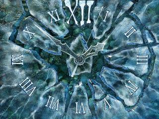 Download Ice Clock 3D Screensaver