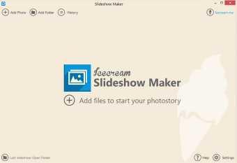 Download Icecream Slideshow Maker