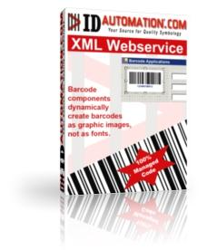 Download IDAutomation XML Barcode Webservice