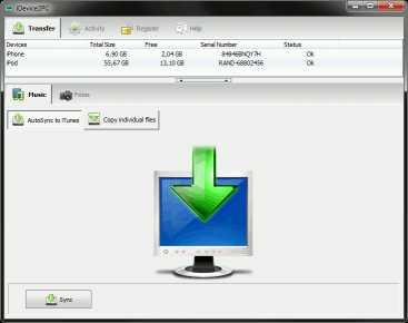 iDevice2PC