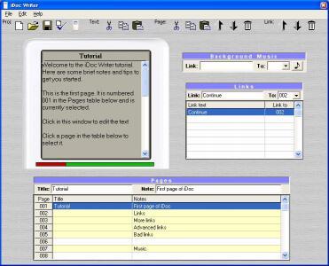 Download iDoc Writer