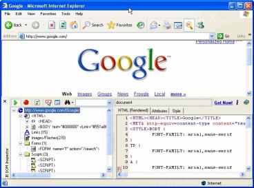 Download IE DOM Inspector