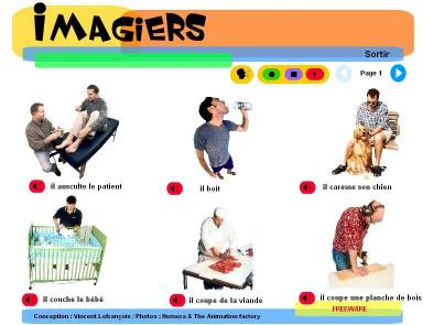Download Imagiers - Learn French