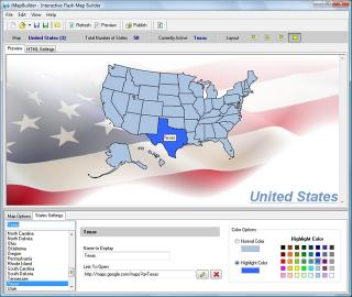 Download iMapBuilder Interactive Flash MapBuilder