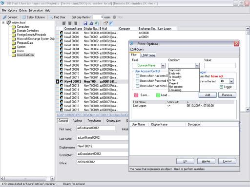 Download IMI Fast User Manager and Reports
