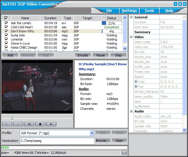 magicbit 3gp video converter gratuit