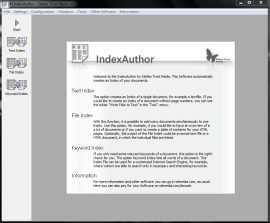 Index Author