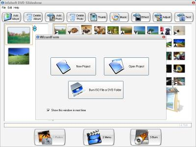 Download infallsoft DVD Slideshow