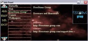 Download Info Panel