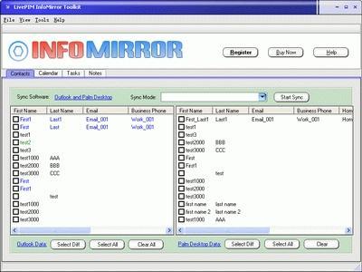 Download InfoMirror Toolkit