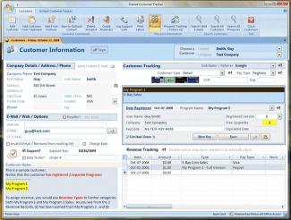 Download Instant Customer Tracker