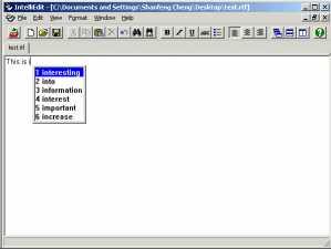 Download IntelliEdit