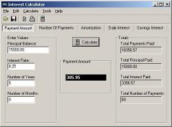 Download Interest Calculator