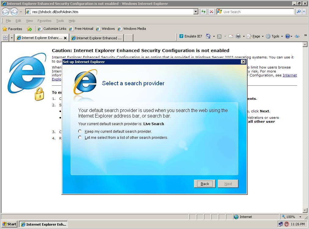 Internet Explorer - standaloneinstaller com