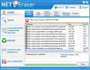Download Internet History Eraser