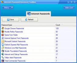 Download Internet Password Recovery Toolbox