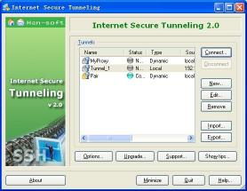 Download Internet Secure Tunneling
