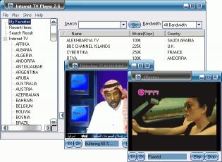 Download Internet TV Player