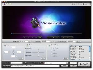 Download iOrgsoft Video Editor for Mac