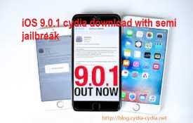 iOS 9.0.1 cydia download
