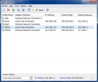 Download IP Shifter