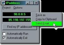 IPaddress free