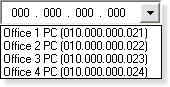 Download IPComboBox OCX
