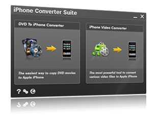 iPhone Converter Suite