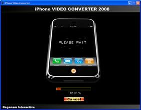 Download iPhone Video Converter 2008