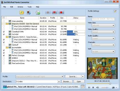 Download iPod Movie Converter