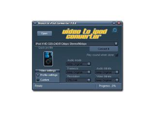 Download iPod Video Converter