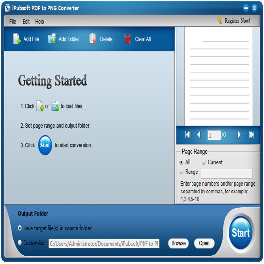 Ipubsoft Pdf To Image Converter Free Download: IPubsoft PDF To PNG Converter